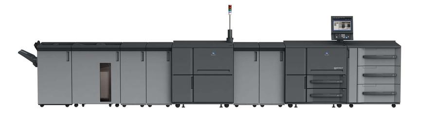 Konica Minolta bizhub press 2250p professional printer
