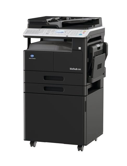 Konica Minolta bizhub 306 office printer