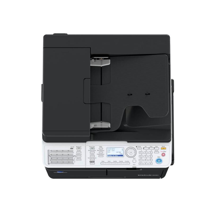 Multifunctional printer bizhub 225i from Konica Minola