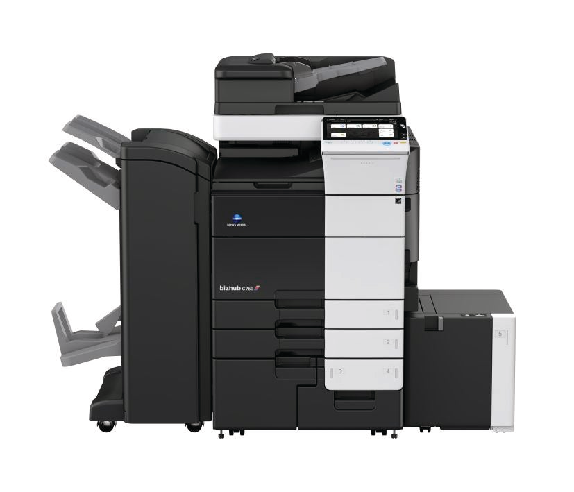 Konica Minolta bizhub c759 офисный принтер