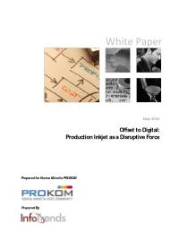 Offset to digital production prokom whitepaper