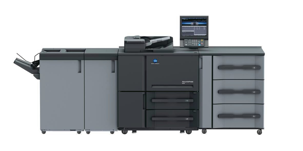 Drukarka profesjonalna Konica Minolta accurio press 6120