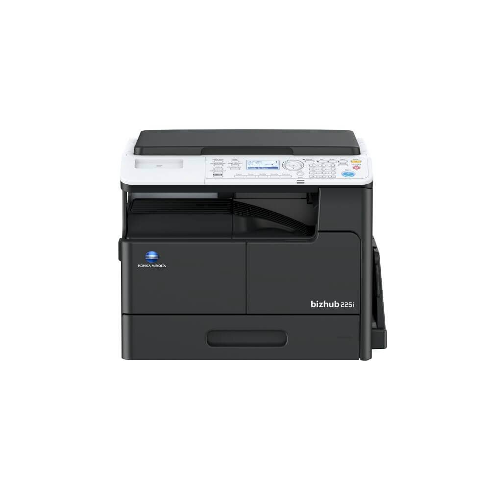Multifunctional printer bizhub 225i from Konica Minola