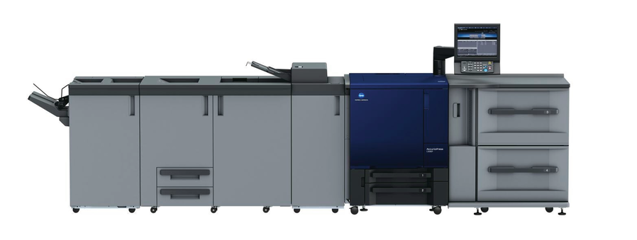 Imprimantă profesională Konica Minolta accurio press C3080P