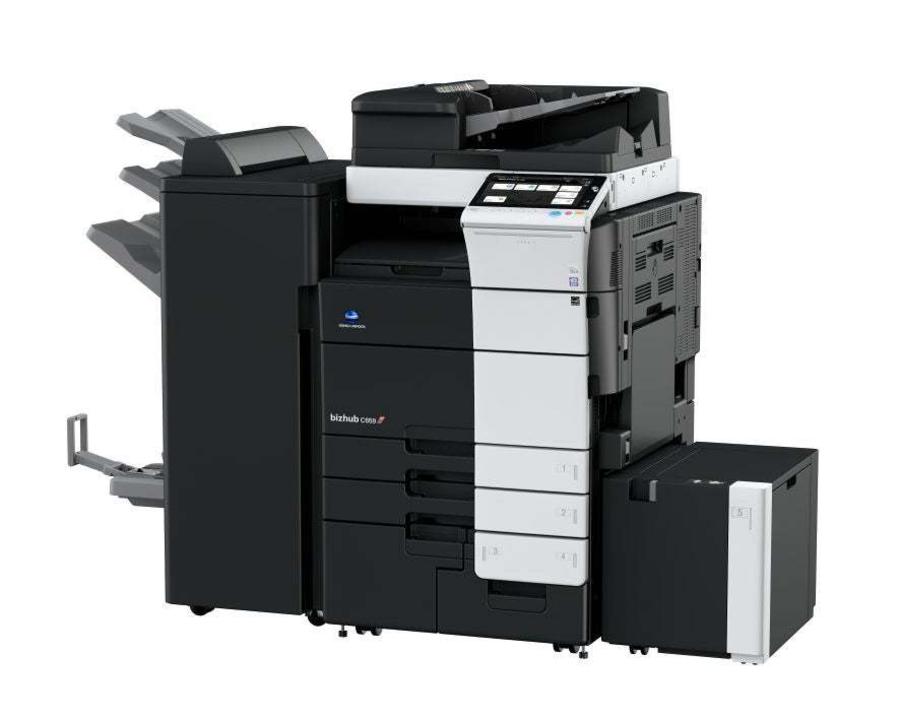 Офісний принтер Konica Minolta bizhub С659