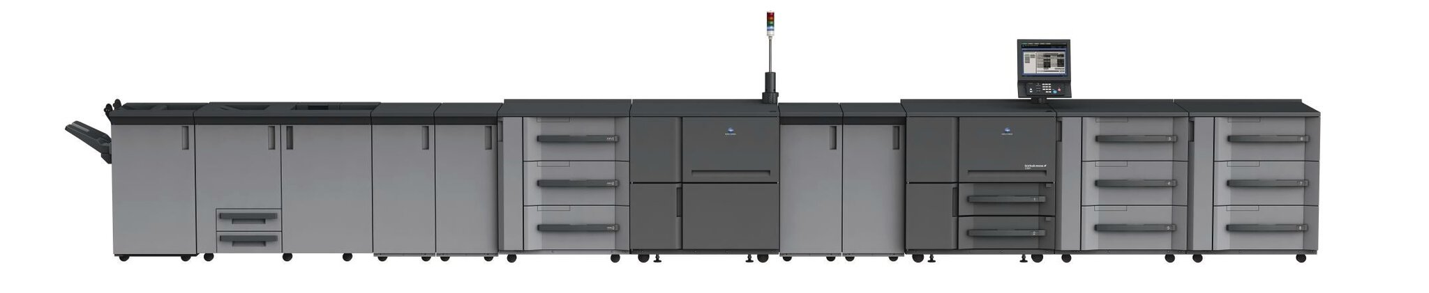 Konica Minolta Bizhub Press 2250p