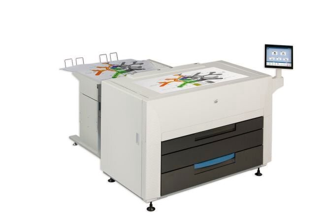 KIP 850 professional printer