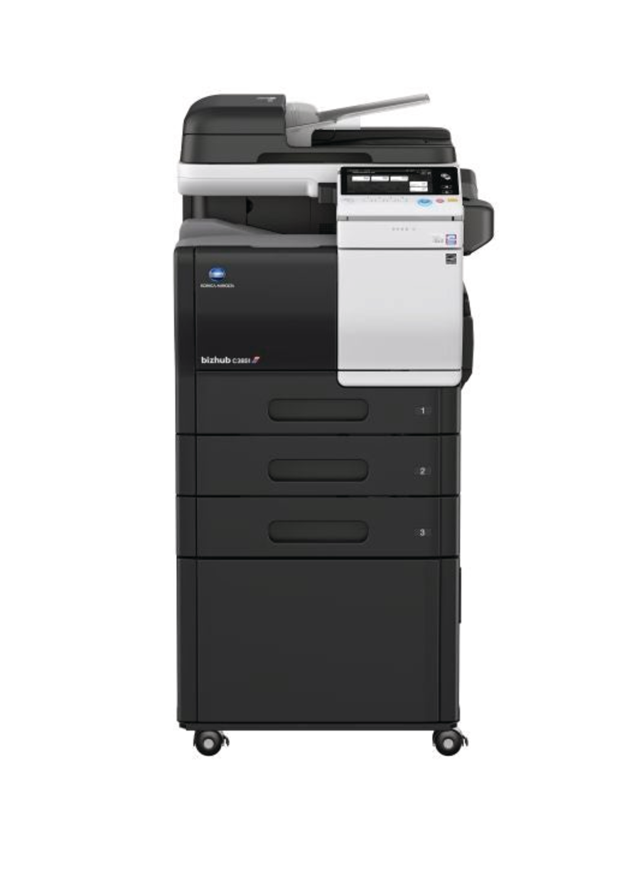 Pisarniški tiskalnik Konica Minolta bizhub c3851