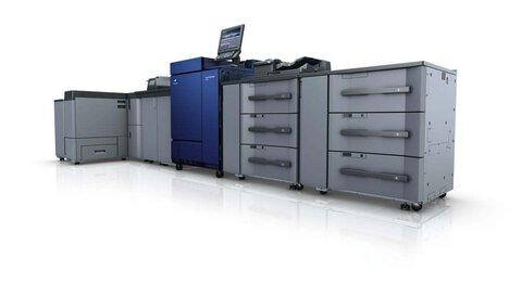 Konica Minolta accurio press c6100 professional printer