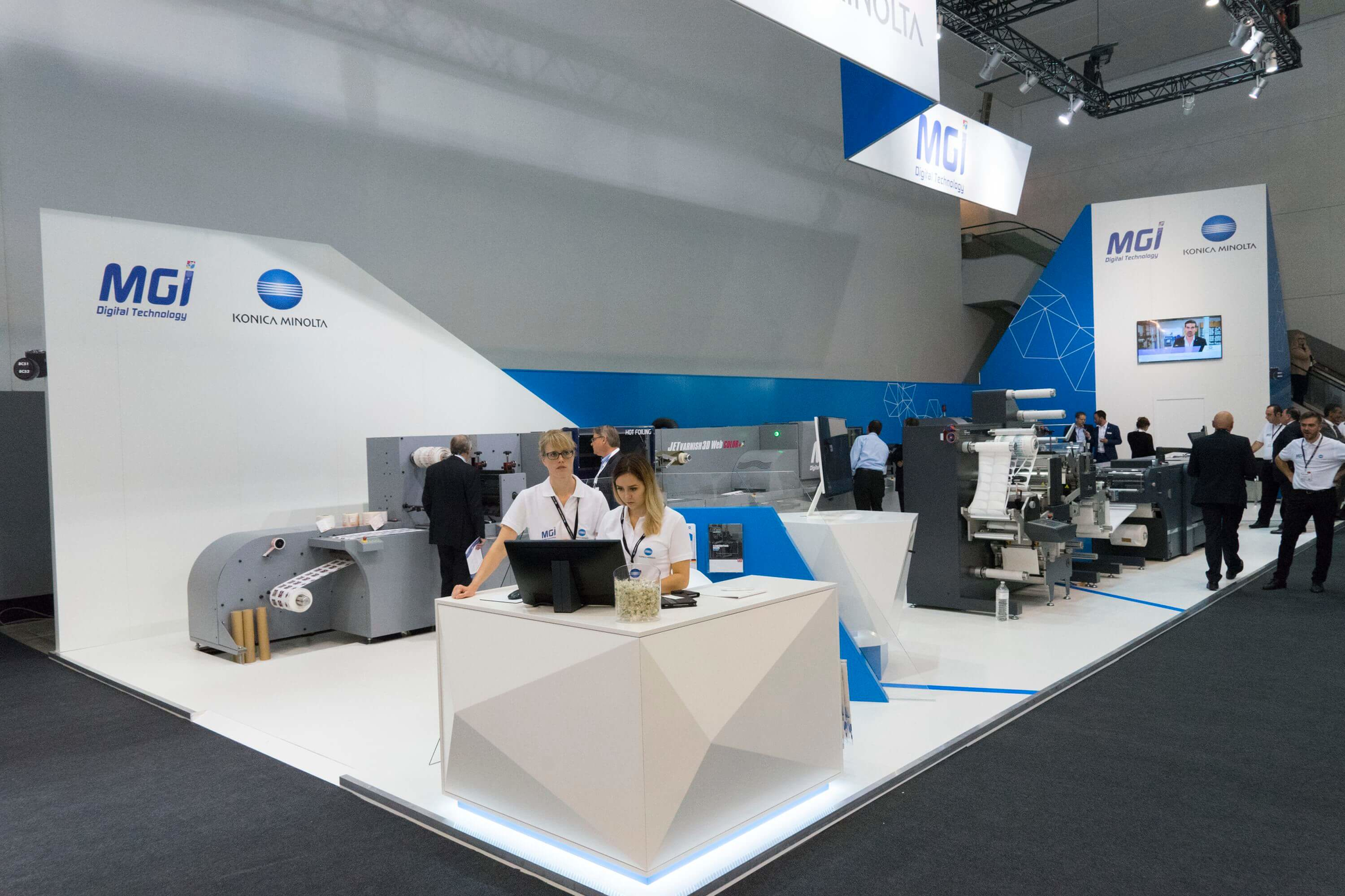 labelexpo 2017 booth images