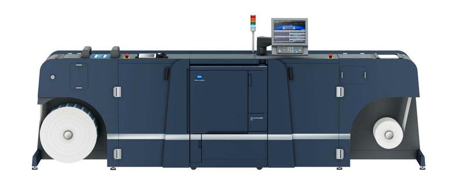 Profesionalni tiskalnik Konica Minolta accurio label 190