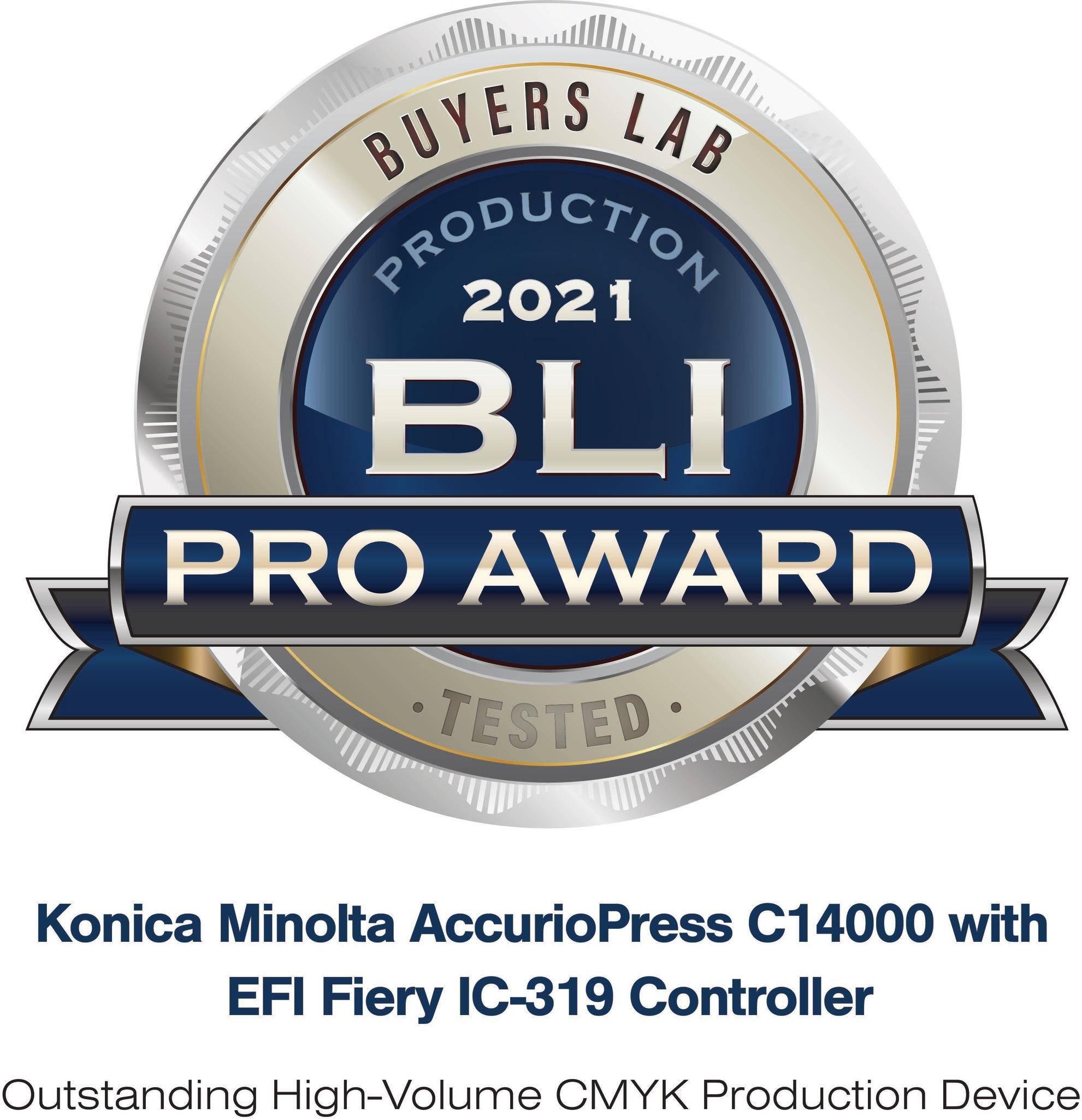 AccurioPress Bli Award 2021 news img2