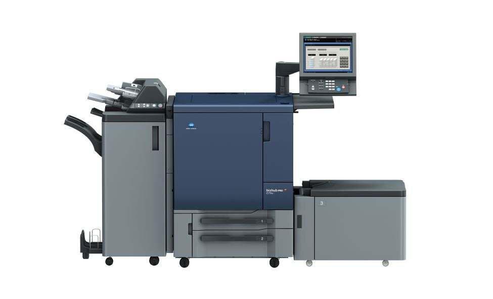 Imprimantă profesională Konica Minolta bizhub pro c71hc