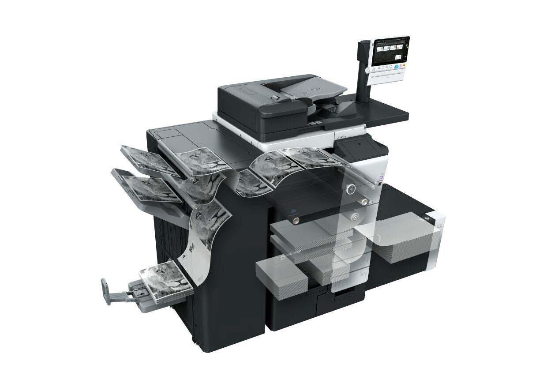 Imprimante professionnelle KonicaMinolta business hub pro958