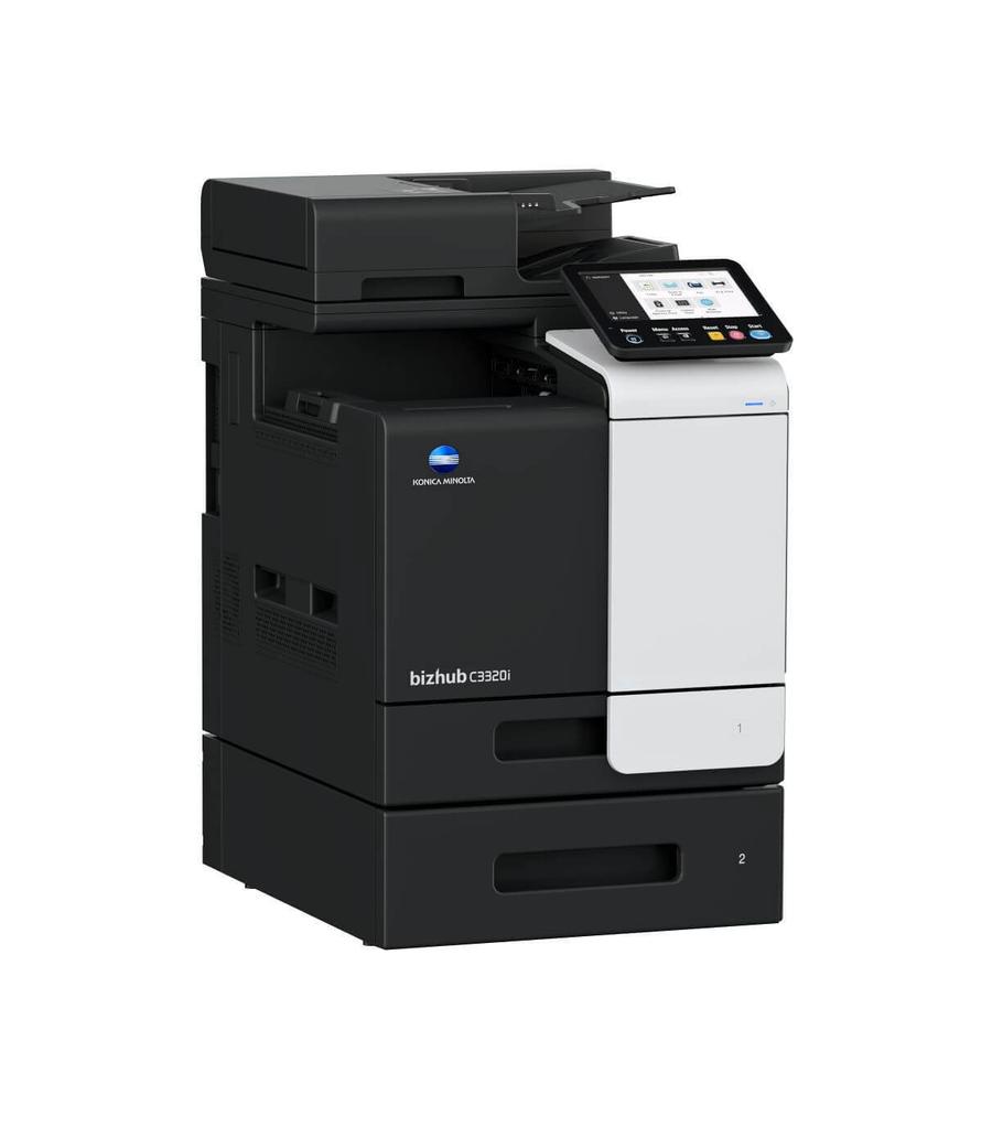 Konica Minolta i-series bizhub c3320i impressora multifunções