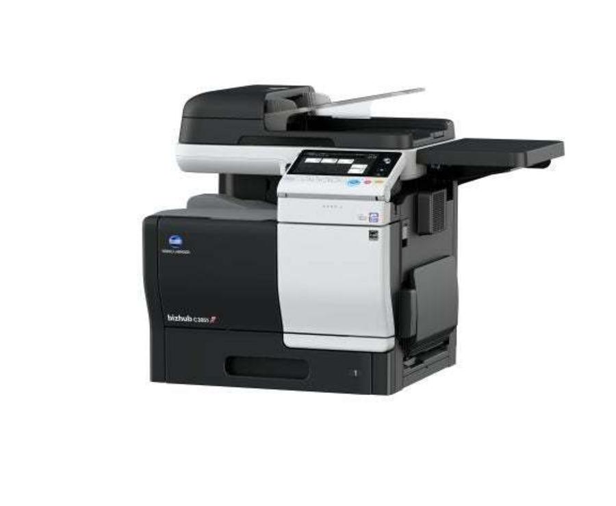 Konica Minolta bizhub c3851 office printer
