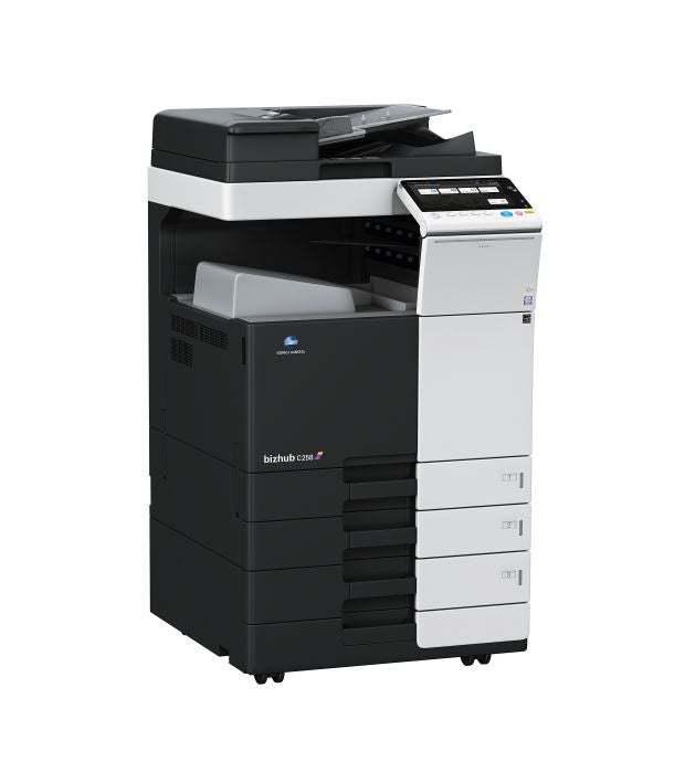 Imprimantă de birou Konica Minolta bizhub C258