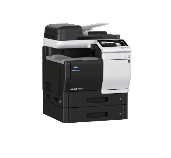 Konica Minolta bizhub c3851 multifunktionsprinter