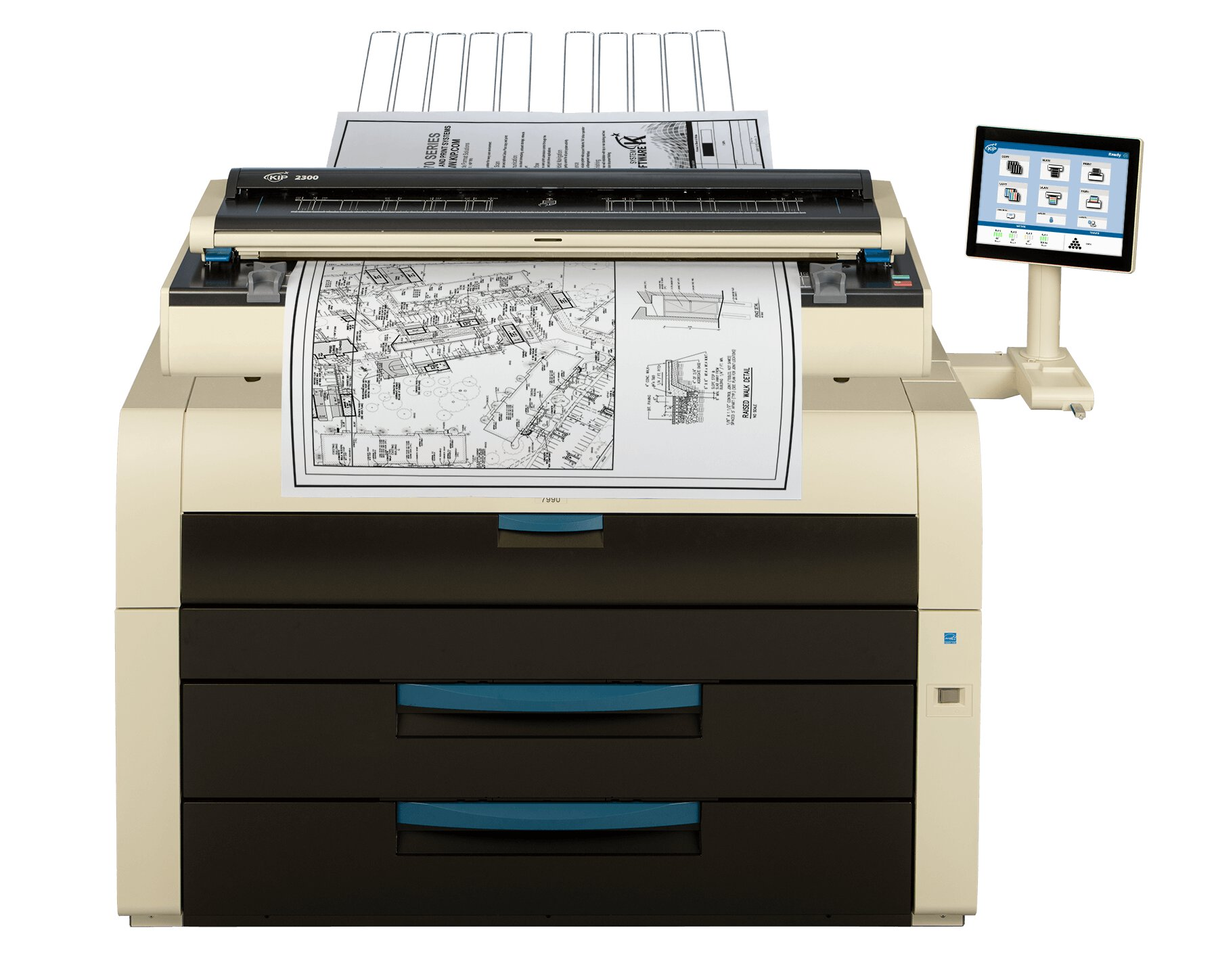 KIP 7990 professional printer
