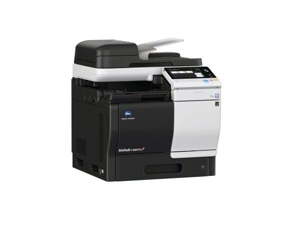 Konica Minolta bizhub c3851fs multifunktionsprinter