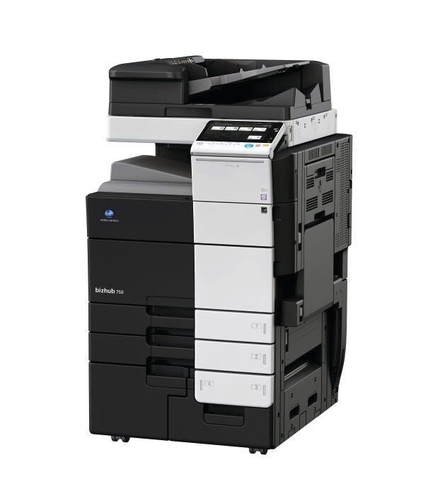 Konica Minolta bizhub 758 office printer