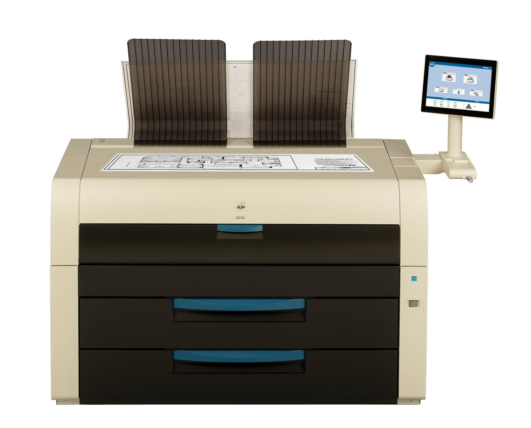 KIP 7970 professional printer
