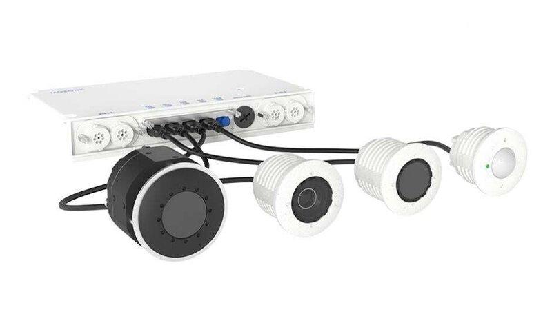 MOBOTIX запускає високопродуктивну відеосистему S74