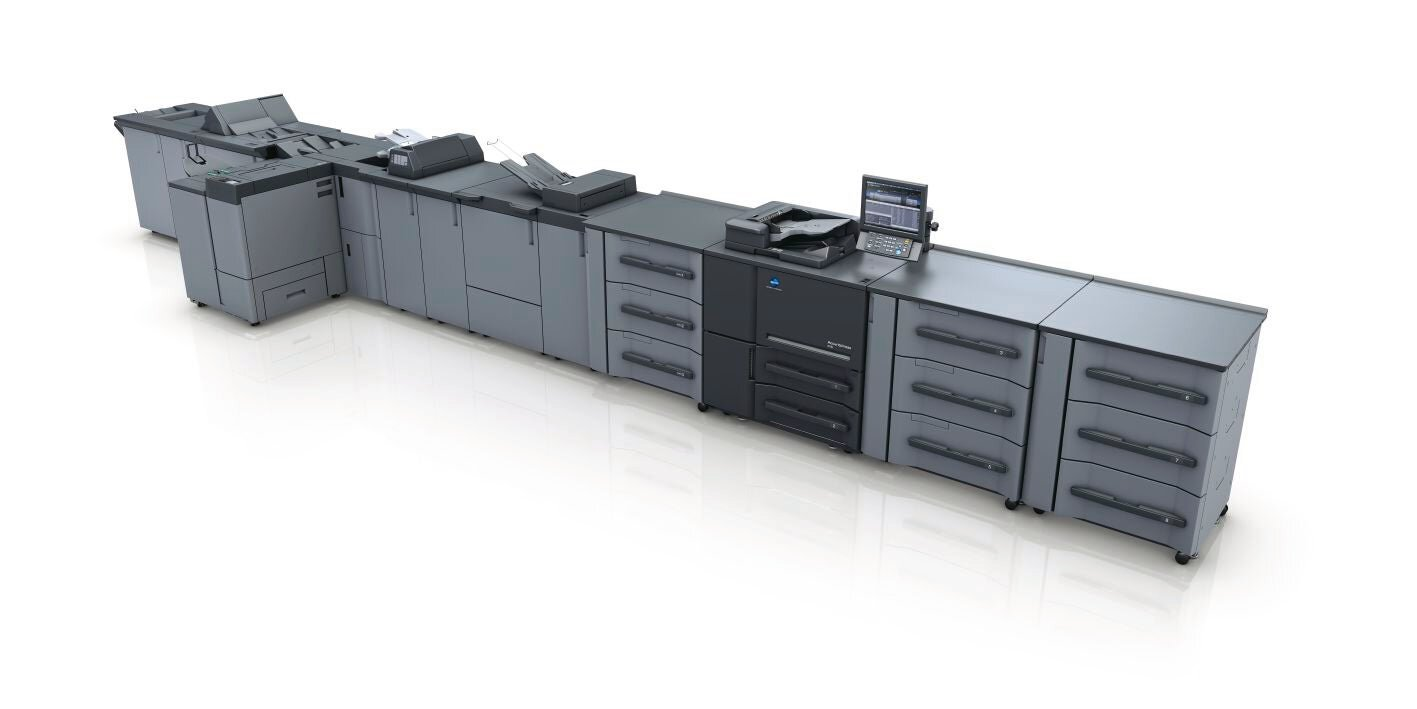 Konica Minolta accurio press 6120 professional printer