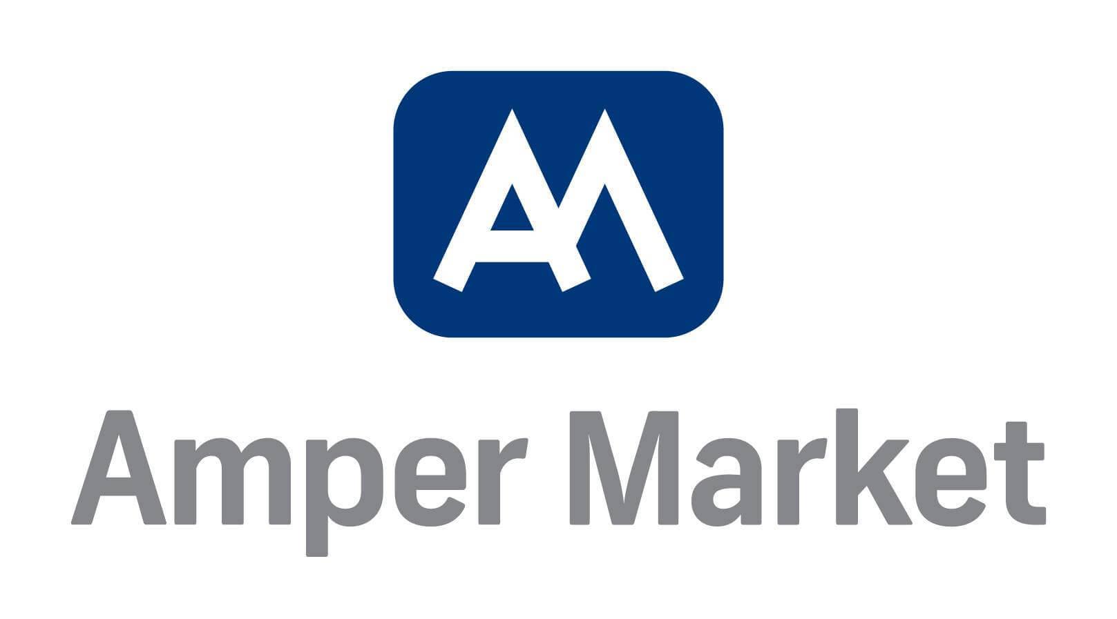 Amper Market success story logo