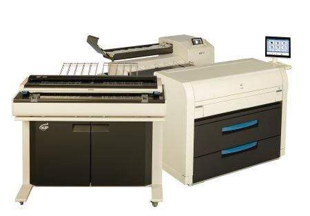 KIP 7590 professionell skrivare