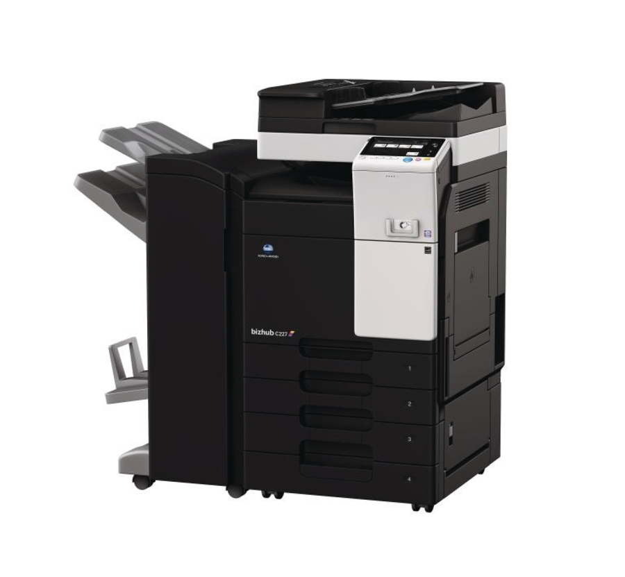 Офісний принтер Konica Minolta bizhub C227