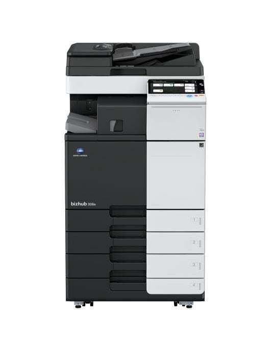 Konica Minolta bizhub 308e офисный принтер