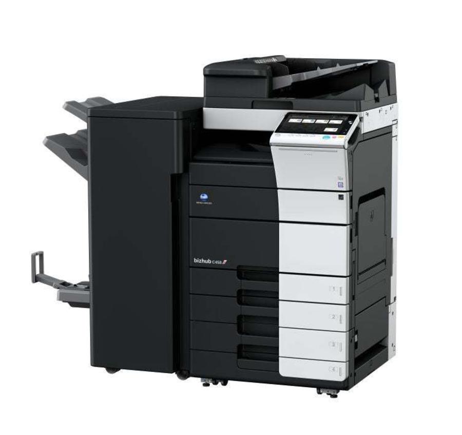 Kancelářská tiskárna Konica Minolta bizhub c458