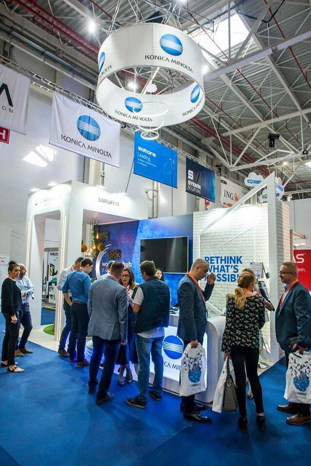 Photo Konica Minolta - GoTech World 2019 2