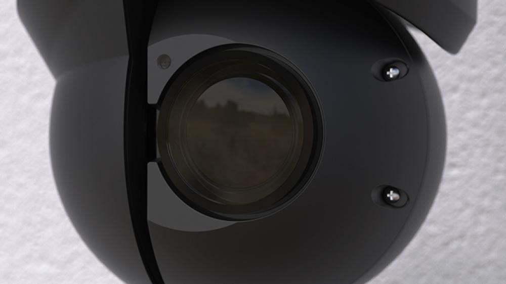 SpeedDome SD-340-IR_caract
