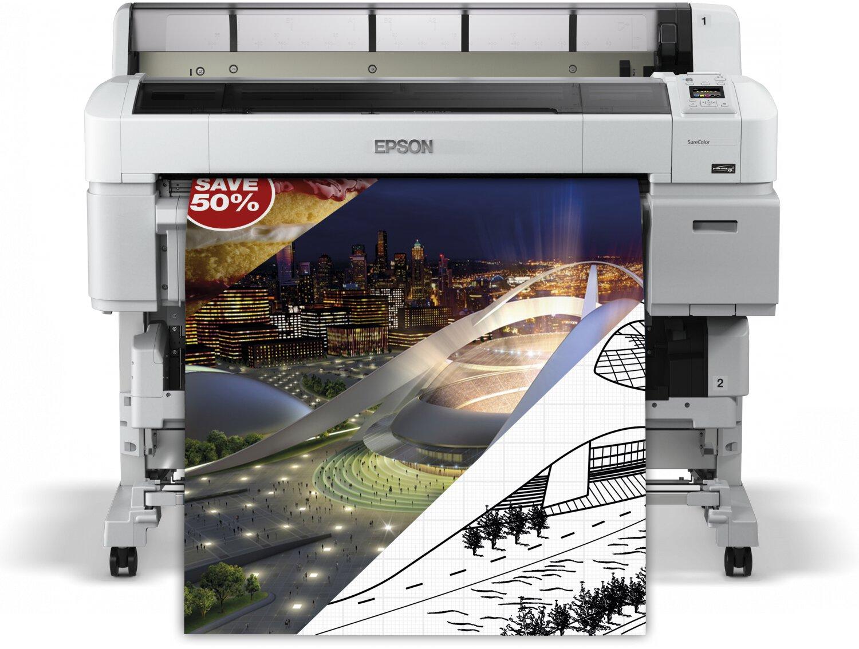 Epson SureColor SC-T5200 4
