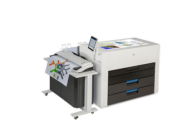 KIP 980 professionel printer