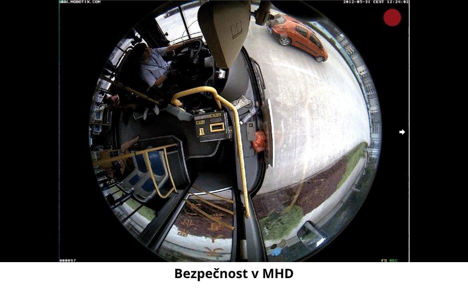 Bezpečnost v MHD