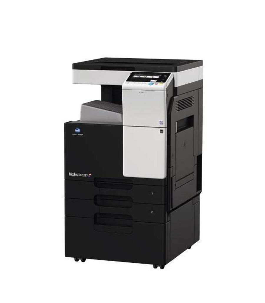 Konica Minolta kontoriprinter bizhub c287