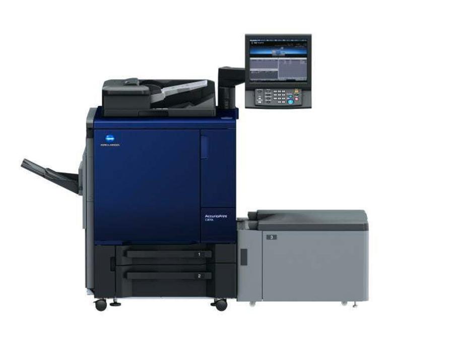 Konica Minolta accurio print c3070l professional printer