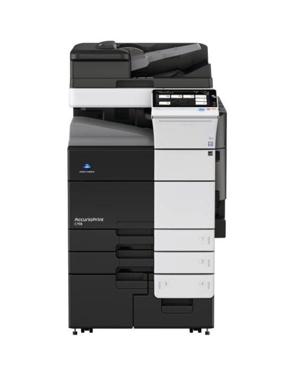 Konica Minolta accurio print c759 professional printer