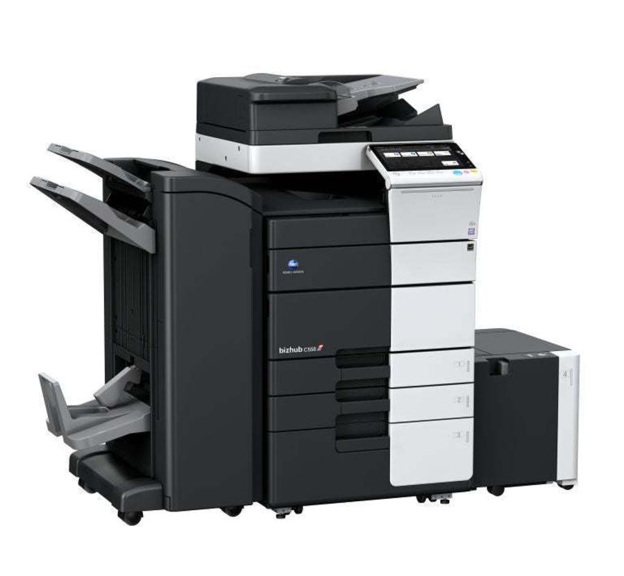 Konica Minolta bizhub c558 office printer