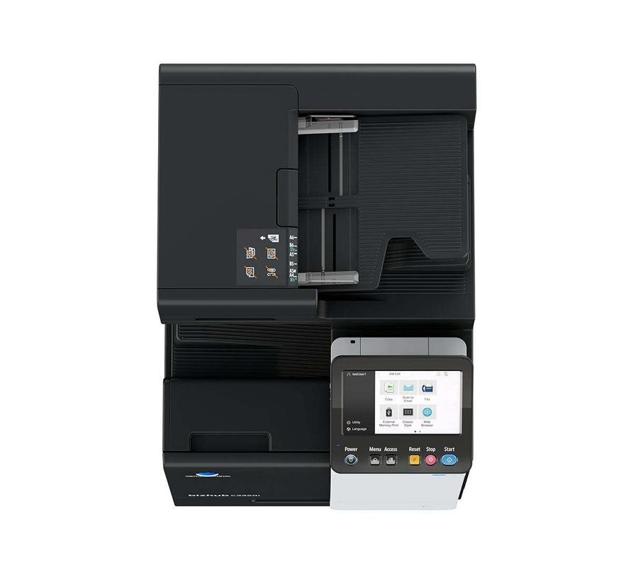 Konica Minolta i-series bizhub c3320i multifunctional printer