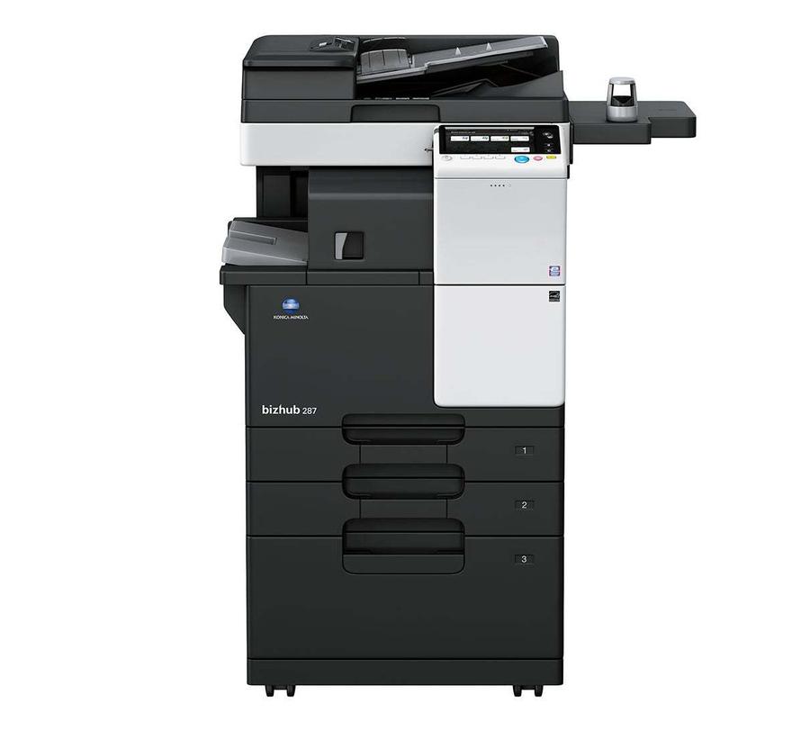 Konica Minolta bizhub B287 office printer