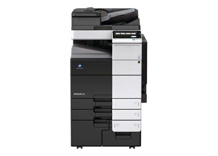 Konica Minolta bizhub 958 professional printer
