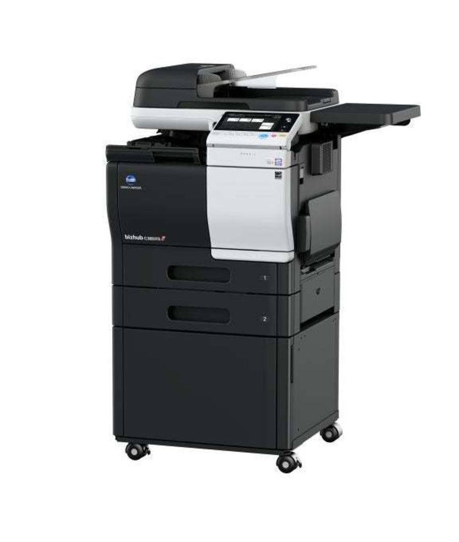 Konica Minolta bizhub c3851fs office printer