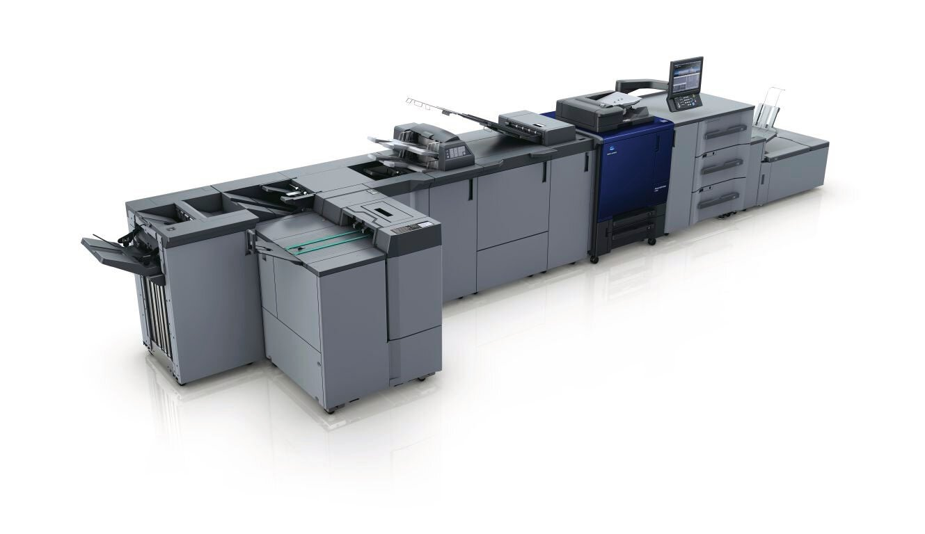 Imprimantă profesională Konica Minolta accurio press C3070
