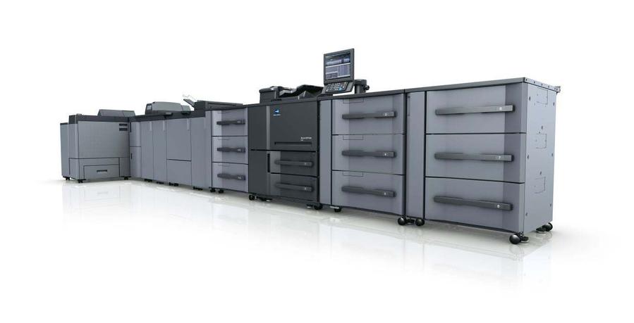 Profesionalni tiskalnik Konica Minolta accurio press 6136