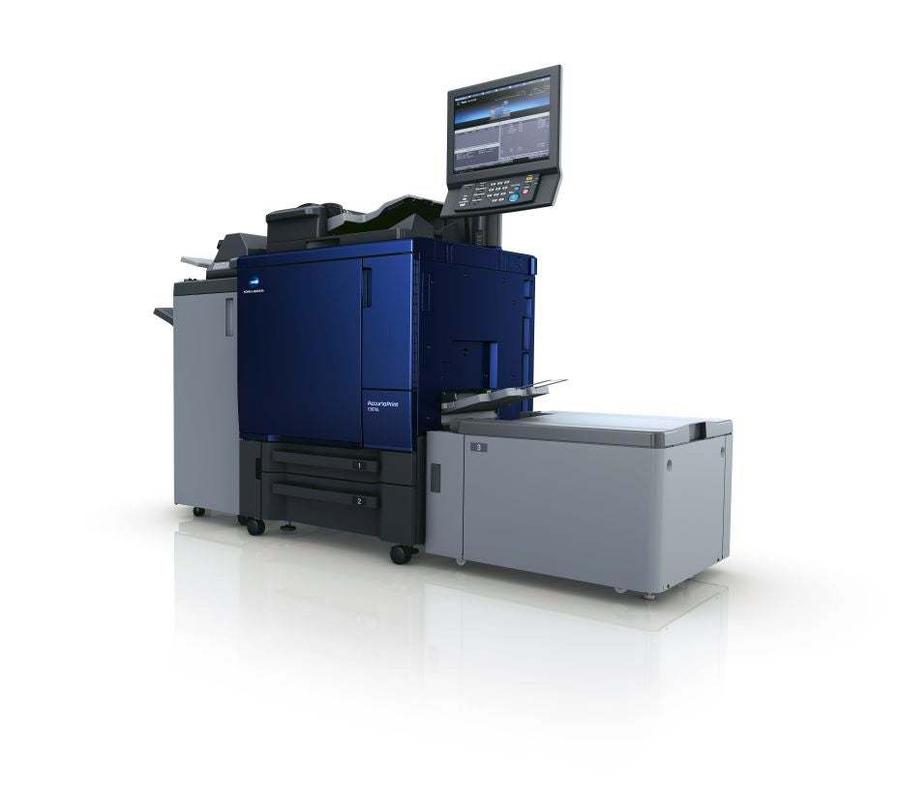Profesionalni tiskalnik Konica Minolta accurio print c3070l