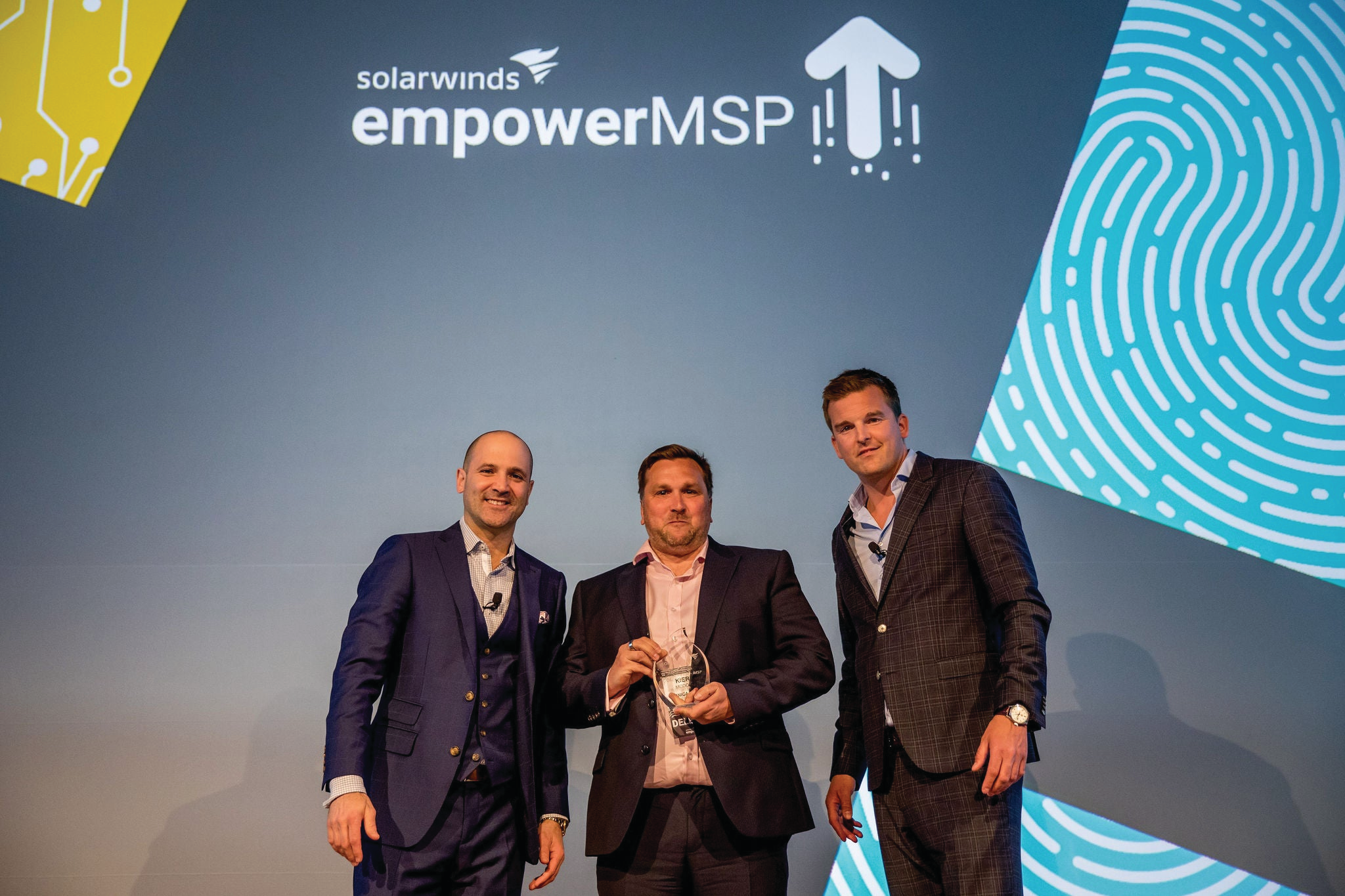 SolarWinds MSP awards - Konica Minolta IT Services